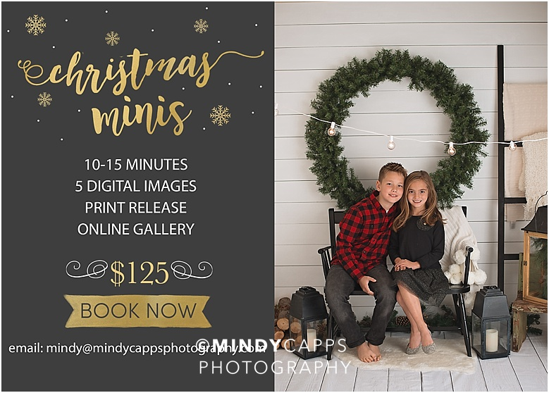 Christmas Mini Sessions.2018 Christmas Mini Sessions Bremerton Photography Mindy